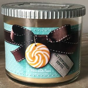White Barn Three Wick Candle